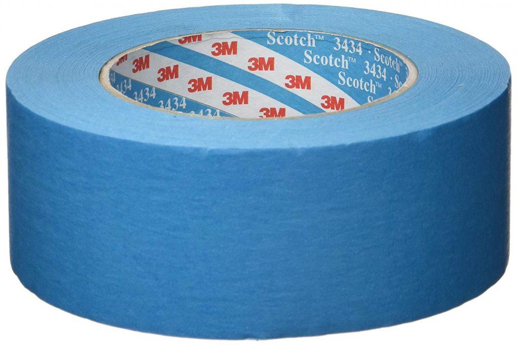 cinta carrocero, cinta carrocero resistente al agua, cinta carrocero azul